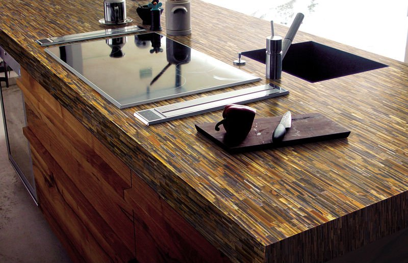 4 Eco-Friendly Materials You Could Use as Countertops